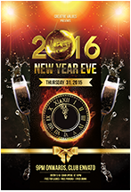 New Year Flyer - 100