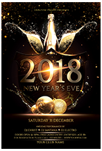 New Year Flyer - 75