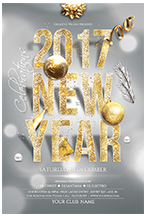 New Year Flyer - 64