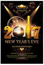 New Year Flyer - 82