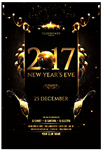 New Year Flyer - 78