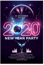 New Year Flyer - 79