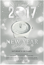 New Year Flyer - 76