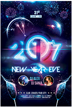 New Year Flyer - 86