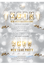 New Year Flyer - 72