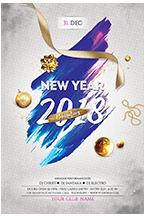 New Year Flyer - 62