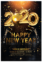 New Year Flyer - 47