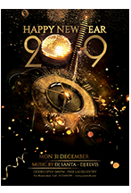 New Year Flyer - 45