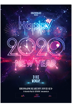New Year Flyer - 36