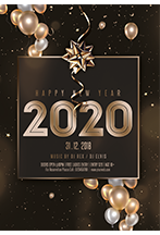 New Year Flyer - 34