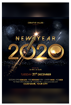 New Year Flyer - 30
