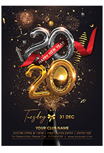 New Year Flyer - 26