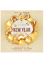 New Year Flyer - 12