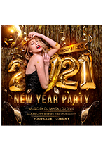 New Year Flyer - 6