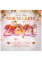 New Year Flyer - 2