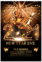New Year Flyer - 4