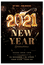 New Year Flyer - 11