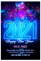 New Year Flyer - 10