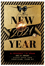 New Year Flyer - 9