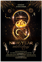 New Year Flyer - 63