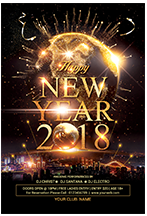 New Year Flyer - 55