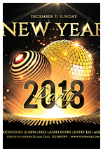 New Year Flyer - 52