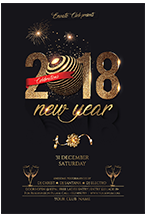 New Year Flyer - 51