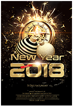 New Year Flyer - 50
